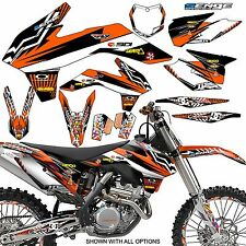 2013 2014 KTM SX 85 SX85 SX 105 SX105 GRAPHICS KIT DECO DECALS STICKERS SENGE