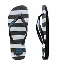 Havaianas Top Stripe Thongs, Flip Flops. Size 39-40 (9-10) RRP $39.99. NWT