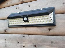 54 LED solare luci SMD da Esterno Sensore di Movimento Sicurezza Giardino