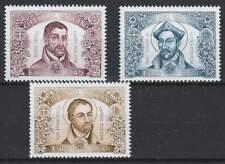 Vaticaan postfris 2006 MNH 1543-1545 - Belangrijke Katholieken