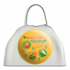 Dinosaur Train Nature Trackers Buddy Tiny White Cowbell Cow Bell Instrument