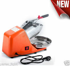 Electric Heavy Duty Ice Maker-Ice Crusher Machine Home And Domestic Use Also