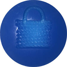 Handbag Purse Mini Silicone Mold for Fondant, Gum Paste, Chocolate F003