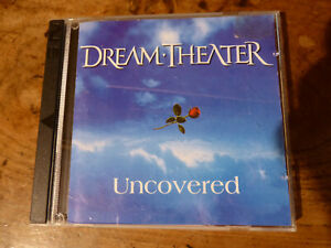 DREAM THEATER UNCOVERED 2 CD LIVE RONNIE SCOTT LONDON 1995 AND MORE RARE