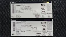 30 SECONDS TO MARS Tickets 05.09.2018 Hannover