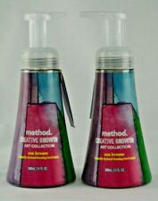 2 METHOD Creative Growth Art Collection Sea Breeze Foaming Hand Soap NEW