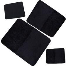 Black High Quality Professional Card Deck Mat Close Up Magic Tricks Pad Toy DD
