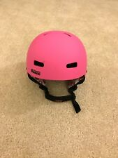R.E.D. Ladies Snowboard Helmet, Size Small, Pink! AMAZING CONDITION