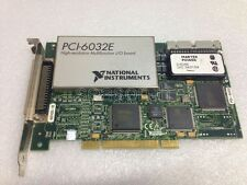 National Instruments NI PCI-6032E DAQ Card