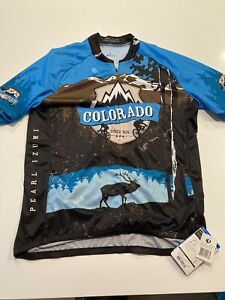Pearl Izumi Colorado Jersey Men's 2XL New With Tags