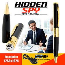 New Mini SPY Pen Hidden HD Cam Camera 32GB Video USB DVR Recording SpyCam UK