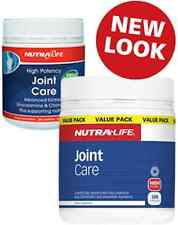 Nutralife Joint Care Glucosamine Chondroitin 400 Capsules