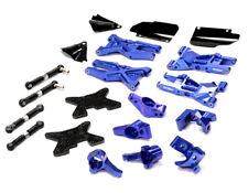 INTEGY RC Car T8683BLUE Billet Machined Suspension Kit for HPI Ken Block WR8 3.0