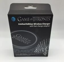 Game Of Thrones Limited Edition Wireless Charger AT&T Exclusive