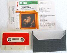 4 Marzo e Altre Storie di LUCIO DALLA (1976) MC TAPE ORIGINALE RCA NK 33005