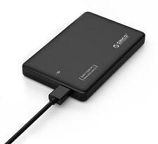 ORICO 2599US3 box case USB 3.0 HDD SSD 2,5 hard disk esterno 9,5 e 7mm MAC apple