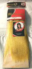 "YEL 8"" 100% Silky Yaki Human Hair Tangle Free Weaving Bonding Sensual Collection"