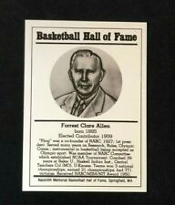 1986-2002 Basketball Hall of Fame Metallic Cards Sets 1-23 (You Choose) (READ)