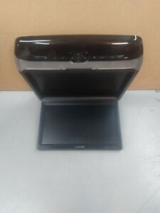 """ALPINE PKG-RSE3DVD 10.2"""" OVERHEAD TFT LCD MONITOR WITH BUILT IN DVD PLAYER"""