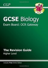 GCSE Biology OCR Gateway Revision Guide (with online edition) (A*-G course)-CGP