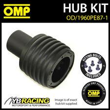OMP STEERING WHEEL HUB BOSS KIT fits PEUGEOT 309 GTI 89-93  [OD/1960PE87-1]