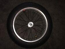 "Fat Tire Bicycle Wheel 20"", Drift Trike 135mm hub W/disc brake mount hub"