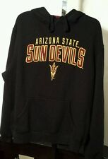 Arizona State University Sun Devils Pullover Hooded sweatshirt Adult Size XL