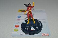 Marvel Heroclix Civil War Spider-Woman 009