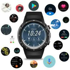 Zeblaze Bluetooth 4.0 WIFI Smart Watch Quad Core GPS 16Go Podomètre Montres MP4