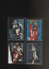 Eric Moulds Bills RC and Insert Football 28 Card Lot