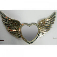Heart Large (Greater than 24') Width Decorative Mirrors