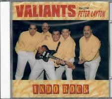 THE VALIANTS feat. PETER LAYTON - INDO ROCK SEALED CD RARITY RECORDS