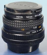 Tokina el 2.8/28mm objetivamente lens objectif for para Canon FD - (41297)