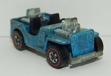 Redline Hotwheels Light Blue 191 Grass Hopper oc17009