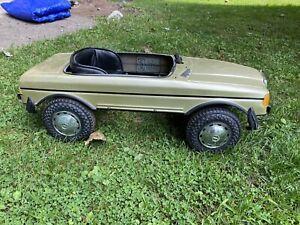 Rare Vintage Mercedes Benz  650 JS Electric Pedal Car