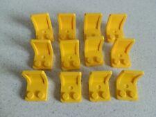 Lego 4079# 12x sede silla amarillo 2x2 6399 6392 7898
