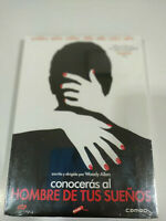 Conoceras Al hombre de Your Dreams Woody Allen - DVD Regione 2 Spagnolo Libro -