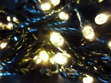 80 Warm White Multi-Function Christmas Fairy Lights NO POWER ADAPTER 194424