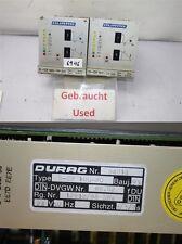 DURAG D-GF 100-20 Feuerungsautomat DGF10020