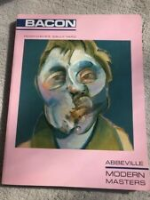 Modern Masters: Francis Bacon by Hugh Marlais Davies (1986, Paperback) VG Cond