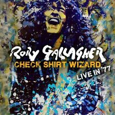 GALLAGHER RORY - CHECK SHIRT WIZARD - LIVE IN '77 (2CD)