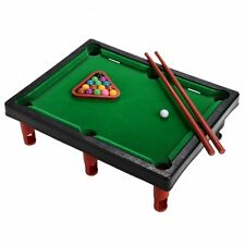 Arshiner BILIARD Mini Pool Table with Cues, Tripod, Balls, Best sports game