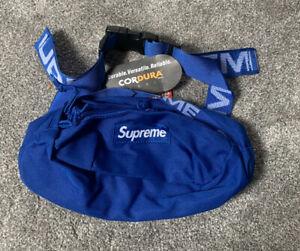 Supreme  SS18 Shoulder Bag/Waist Bag Red