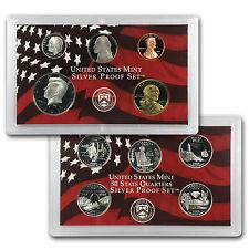 2003 U.S. Proof Silver 10 Coin Set - SKU #71521