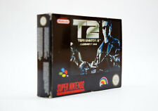 T2 Terminator 2 Judgment Day (SNES) - Complete / Complet