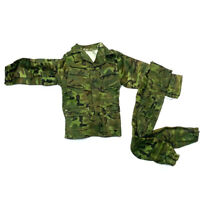 1/6 1:6 21st Century Toys WWII  Strom Camo Uniform DRESS The Ultimate Soldier