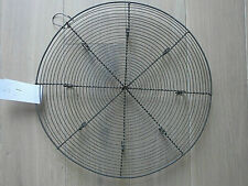 2014/38   OLD   French round wirework cooling rack trivet KITCHEN    5