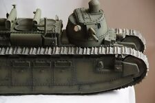 Modelik 02/11 - Franz.  Panzer FMC 2C (Char 2C)  mit Lasercutteilen