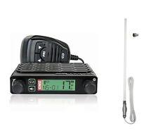 GME GENUINE TX3120s S 80CH UHF RADIO+CH5T WHITE 5DB UHF FGLASS ANTENNA PACKAGE