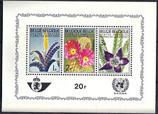 Belgium 1965 Ghent International Flower Exhibition MNH S/S Sc # 621a